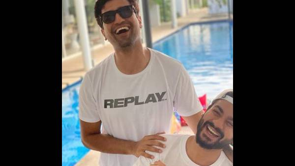 Vicky Kaushal's Brother Sunny Says He Has Met Katrina Kaif A Couple Of Times, Reveals How He Found Her