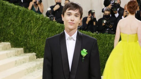 Met Gala 2021: Elliot Page Makes His First Red Carpet Appearance Since Coming Out As Transgender