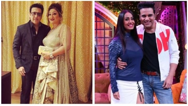 Govinda's Wife Lashes Out At Krushna Abhishek's Wife Kashmera Shah; Says 'Who Is She & Who Knows Her?'