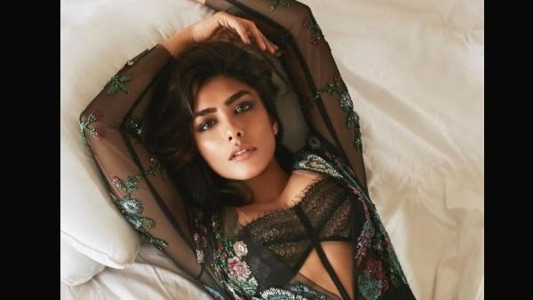जर्सी अभिनेत्री मृणाल ठाकुर का कहना है कि वह कभी विराट कोहली के प्यार में पागल थीं!