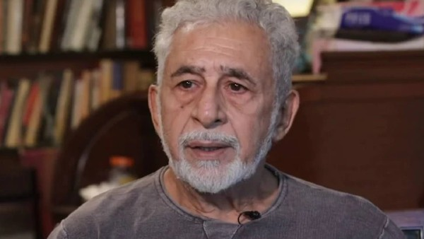 Naseeruddin Shah On Why SRK, Aamir & Salman Don't Speak On Socio-Political Issues: They Have So Much To Lose