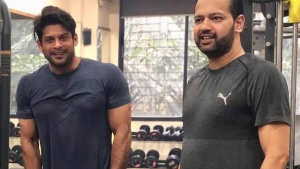 Sidharth Shukla and Rahul Mahajan