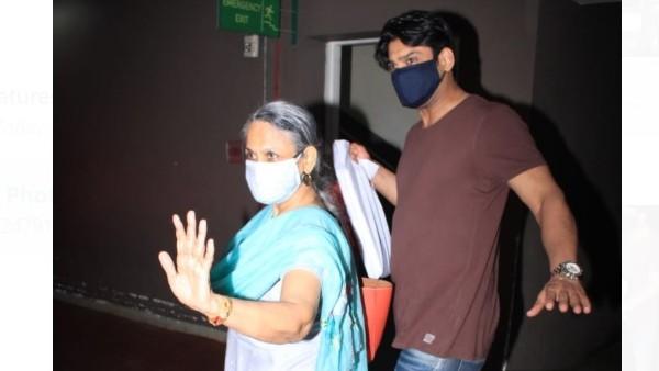 सिद्धार्थ शुक्ला का निधन: मुंबई एयरपोर्ट पर मां के साथ बालिका वधू अभिनेता का आखिरी वीडियो वायरल