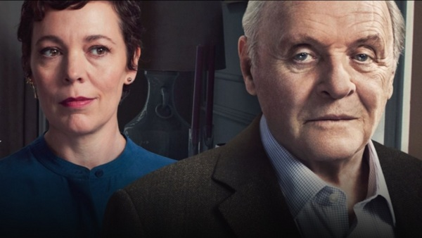 The Father Movie Anthony Hopkins and Olivia Colman