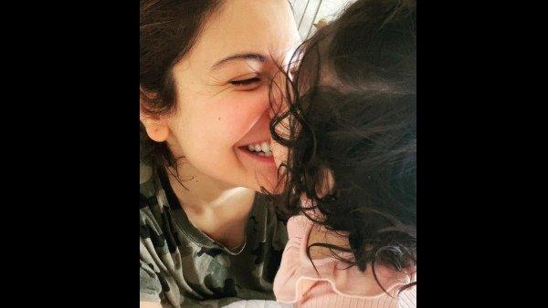 Anushka Sharma Shares A Beautiful Message For Daughter Vamika On Ashtami, See Pic
