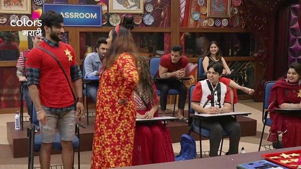बिग बॉस मराठी 3: जय-मीनल पैच अप;  टास्क के दौरान तृप्ति देसाई ने मीरा जगन्नाथ को कोसा