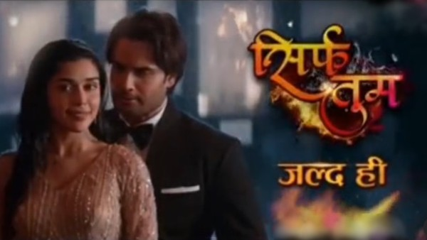 Vivian D'Sena Is Back With A Bang With Eisha Singh In Sirf Tum; Promo Reminds Us Of Madhubala!