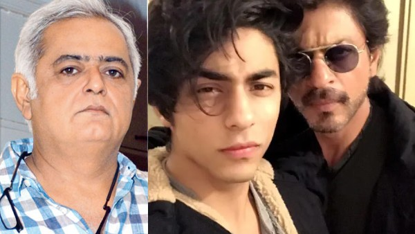 ड्रग्स मामले में बेटे आर्यन की गिरफ्तारी के बाद हंसल मेहता और अन्य सेलेब्स ने शाहरुख खान को दिया समर्थन