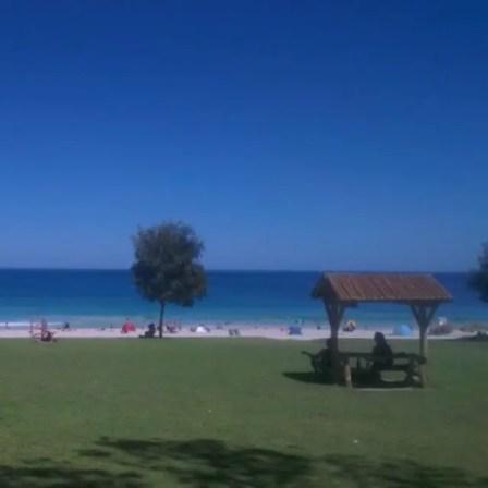 City Beach in Perth