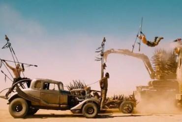 Mad Max Fury Road cinema