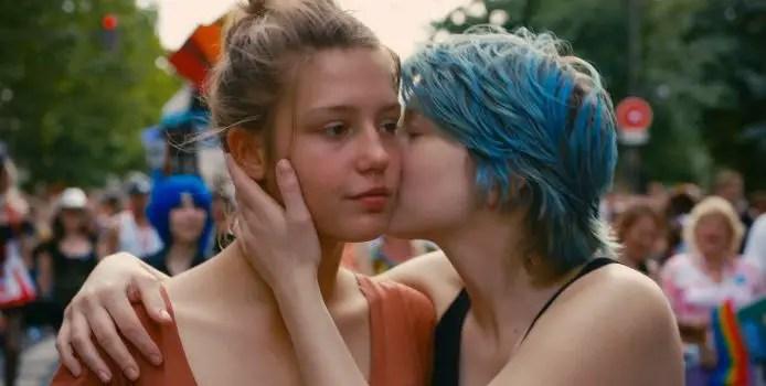 Blue is the Warmest COlour LGBT
