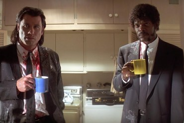 Pulp Fiction Tarantino