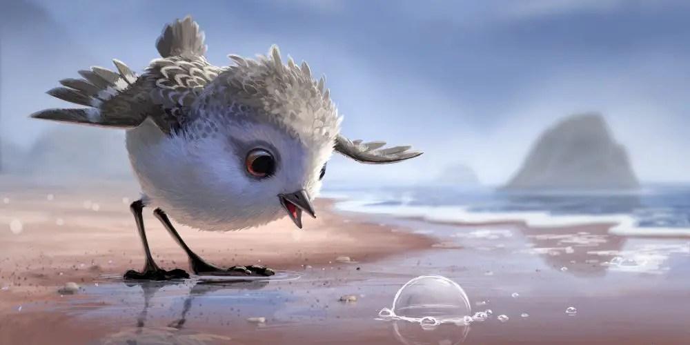 Pixar's PIPER: A Sentimental Kind Of Independence