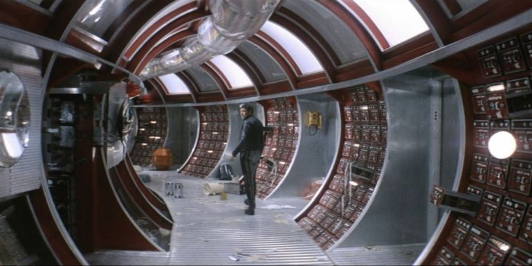 Sculptures In Time Pt. III: Tarkovsky's SOLARIS