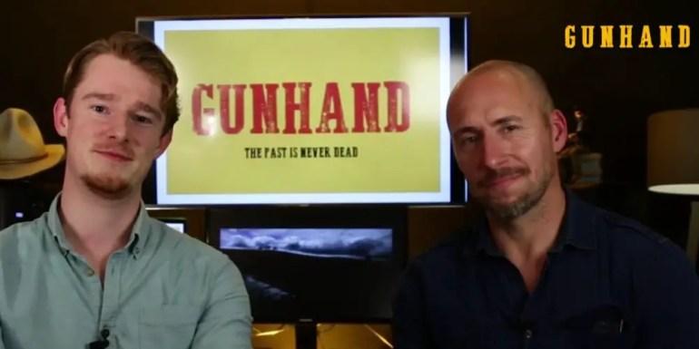 Dealing With The Darker Side Of The Gunslinger: Interview With GUNHAND Director Rey Agaoglu & DP David Van Der Meijde