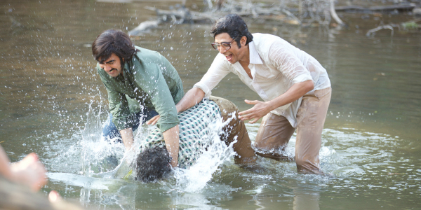 A Death In The GunjaA DEATH IN THE GUNJ: An Exploration Of Isolation
