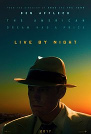 Movies Opening In Cinemas During The Last Week Of 2016 - Live By Night