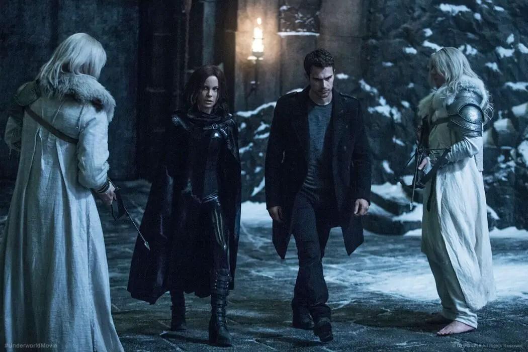 Movies Opening In Cinemas On January 6 - Underworld: Blood Wars
