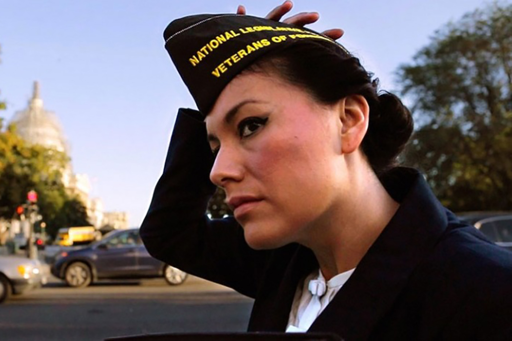 AFTER FIRE: How Female Veterans Talk About Trauma