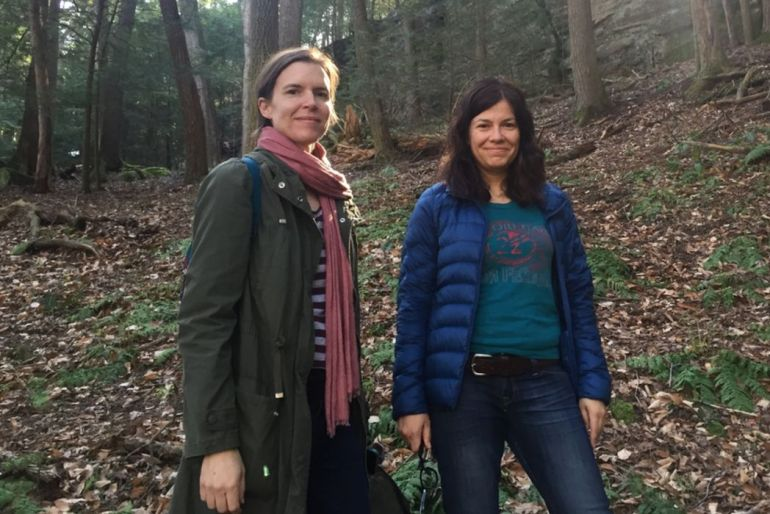 Directors Annie J. Howell & Lisa Robinson Talk About Their Film CLAIRE IN MOTION Starring Betsy Brandt