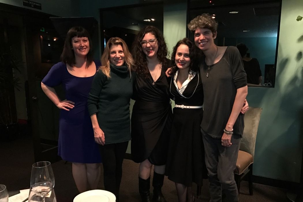 Dinner With Dames: Dinner #6, With David Boxerbaum (Recap)