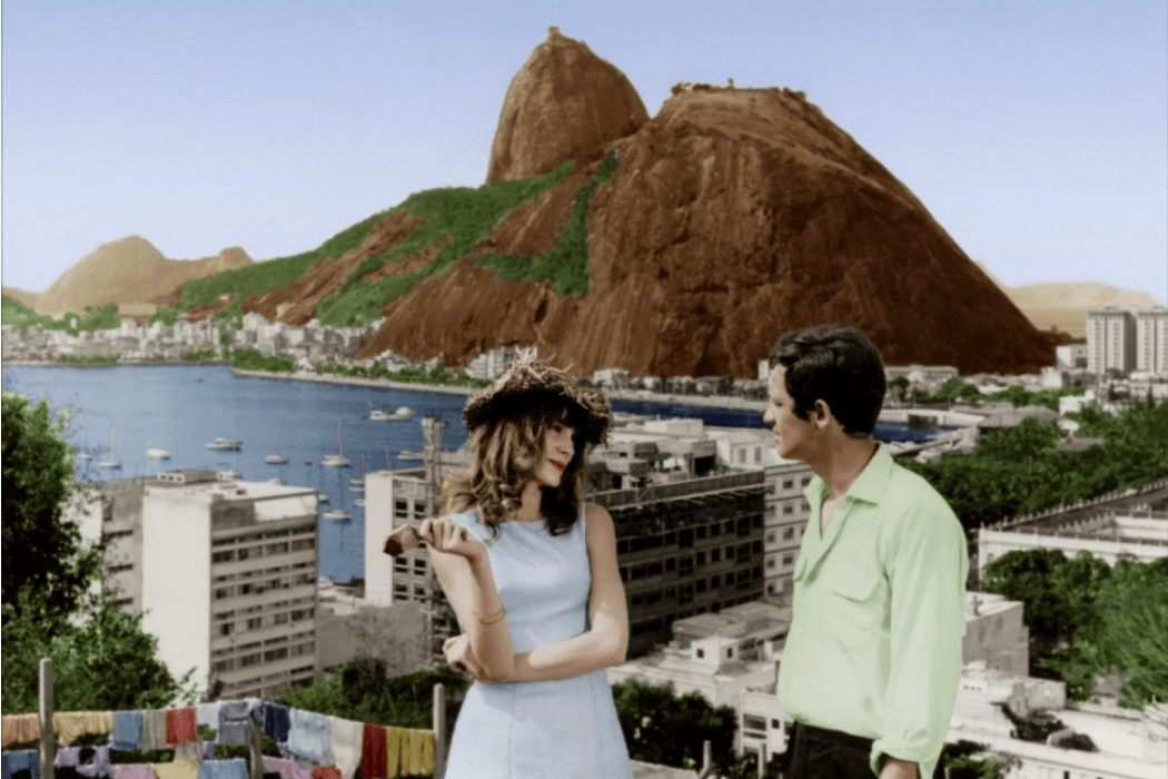 THAT MAN FROM RIO: Where the International Thriller Meets Madcap Comedy
