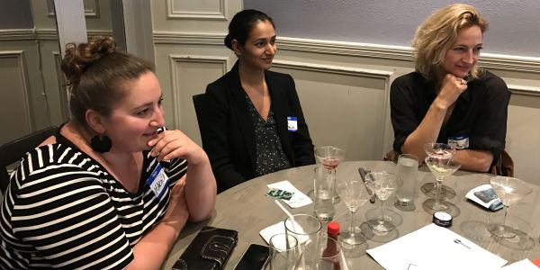 Dinner With Dames: Dinner #7, With Zoë Bell (Recap)