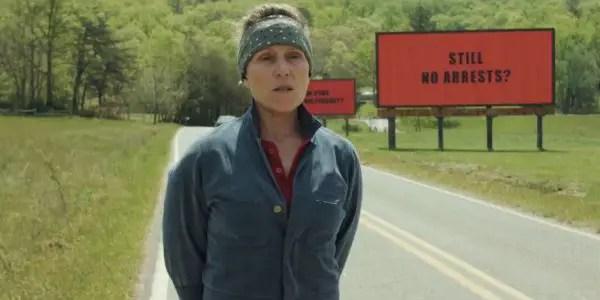 THREE BILLBOARDS OUTSIDE EBBING, MISSOURI Trailer
