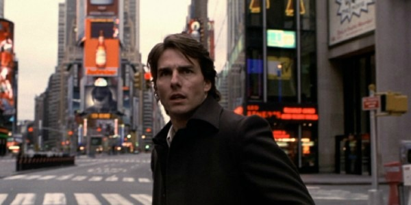 Thriller In Vanilla Or Red Sky In The Morning? Crowe's VANILLA SKY Gets The Take Two Treatment