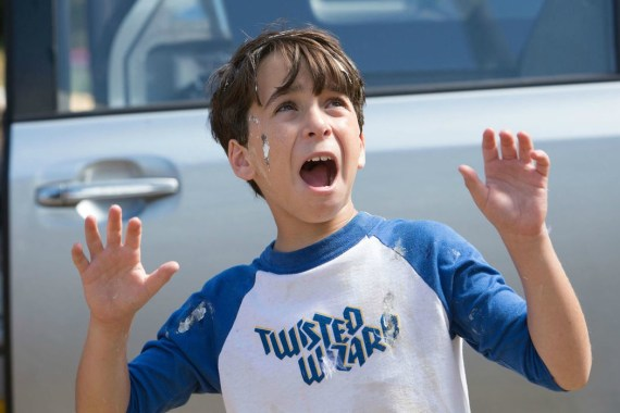 DIARY OF A WIMPY KID: THE LONG HAUL: The Most Excruciating 90 Minutes Of My Life