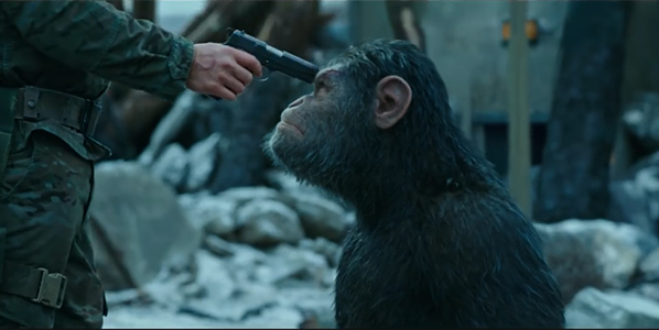 Rendering Unto Caesar: The Will To Power In The PLANET OF THE APES Franchise