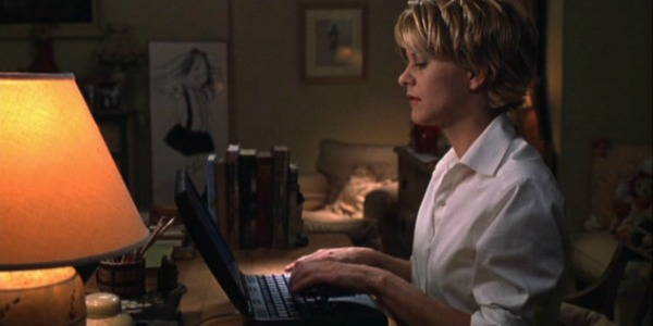 You've Got Mail? In Defence Of Nora Ephron's 90s Romcom