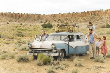THE GLASS CASTLE: Tidiness Undermines Impact