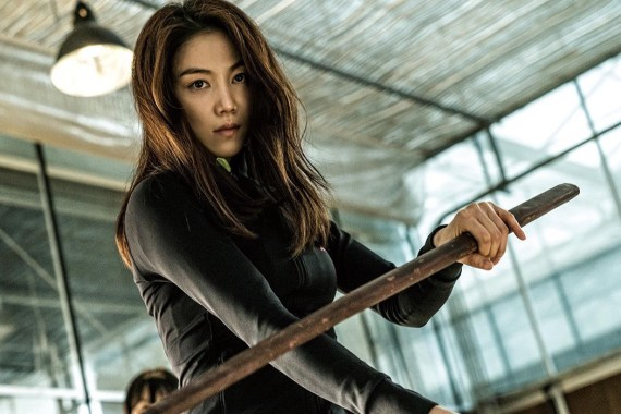 THE VILLAINESS: The Action Is First