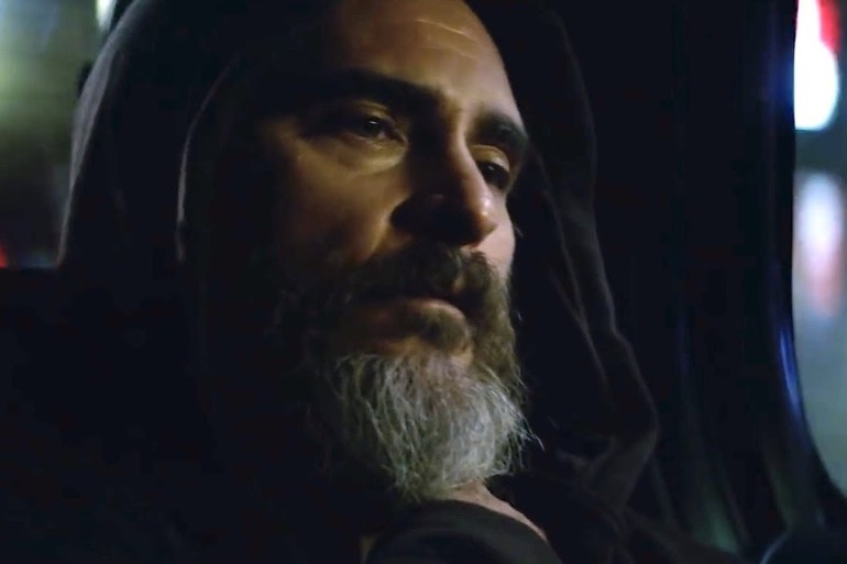 YOU WERE NEVER REALLY HERE: A Hallucinatory, Horrifying Masterpiece