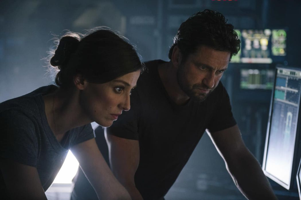 GEOSTORM: Big? Yep. Loud? You Betcha. Dull? Woefully.