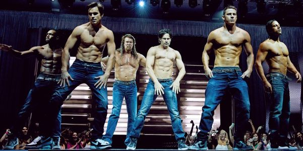Closer to God: The Religious Experience of Magic Mike XXL
