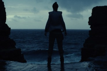 STAR WARS EPISODE VIII: THE LAST JEDI Trailer