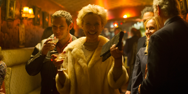 FILM STARS DON'T DIE IN LIVERPOOL: Sparks Fly In Solid Biopic