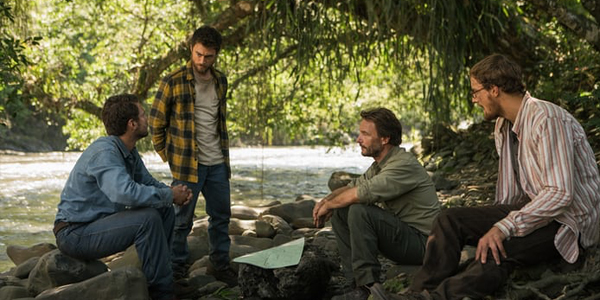 JUNGLE: Radcliffe Is Stranded Up The Creek Without A Paddle In Sloppy Biopic