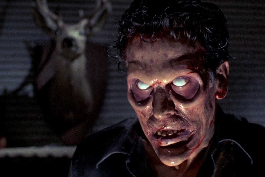 EVIL DEAD 2: A Live-Action Looney Tunes Horror Comedy