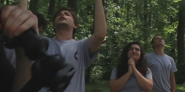 """THE FAITH COMMUNITY: A Terrifying """"Found Footage"""" Film That Falters"""