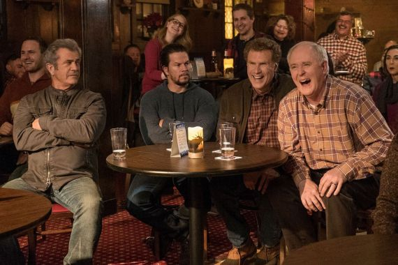 DADDY'S HOME 2: Full On Sappy, Empty On Charm