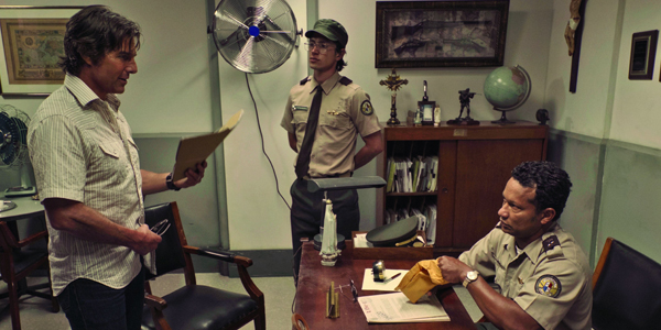 AMERICAN MADE: A Pale & Painfully Average Imitation