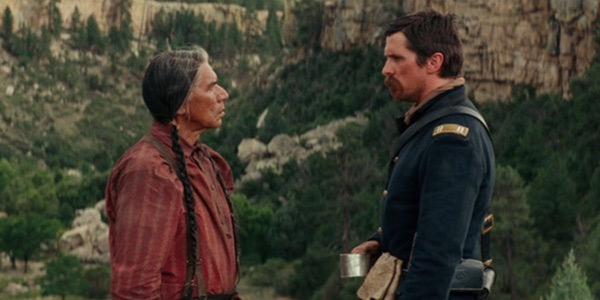 HOSTILES: An American Western... and That's Pretty Much It
