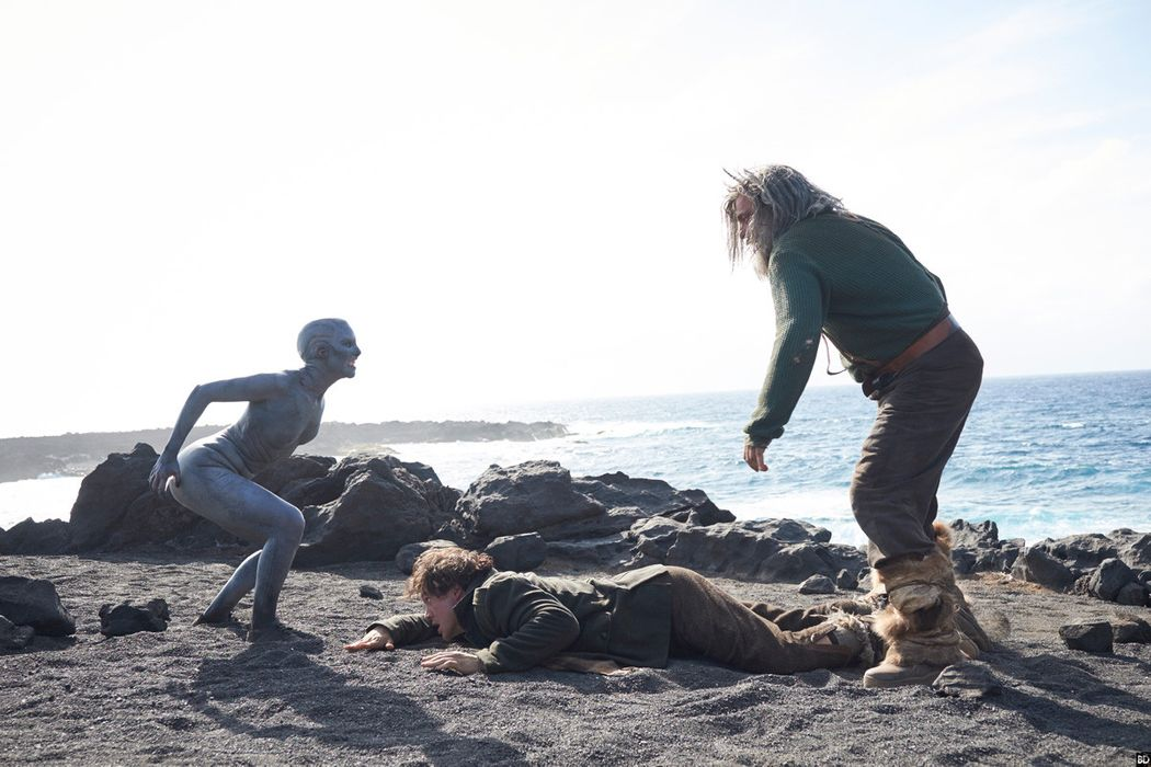 COLD SKIN: Erratic Storytelling Leaves An Intriguing Tale Of Human ...