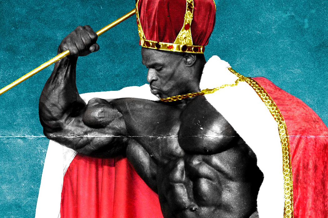 RONNIE COLEMAN: THE KING: Bodybuilder Biopic Has Weight