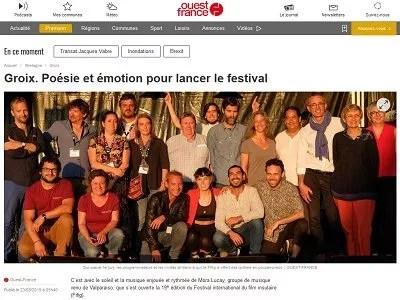 Ouest France du 23-08-19