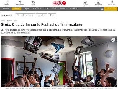 Ouest France du 26-08-19-1