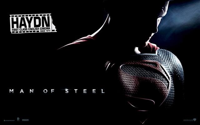 Man Of Steel - Gewinnspiel